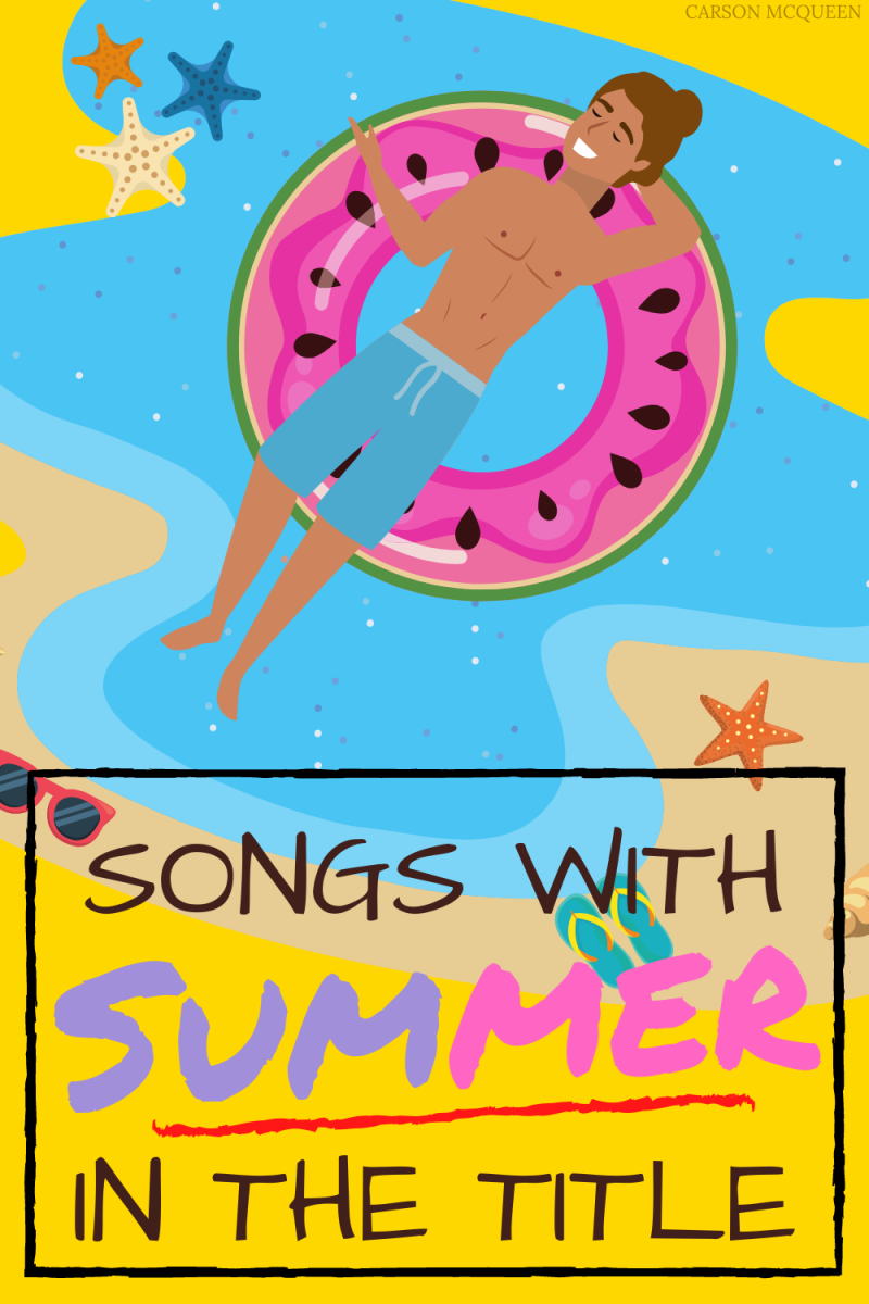 120+ Best Songs with Summer in the Title
