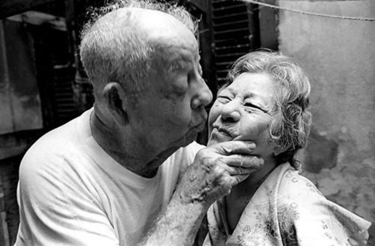 Mature love is lasting love.