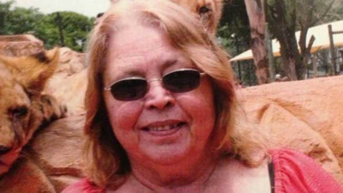 "Jette Jacobs, 67, dead of romance scam, lured to South Africa and murdered February 9th, 2013, after sending over 80000 to her ""lover"" in past 4 years"