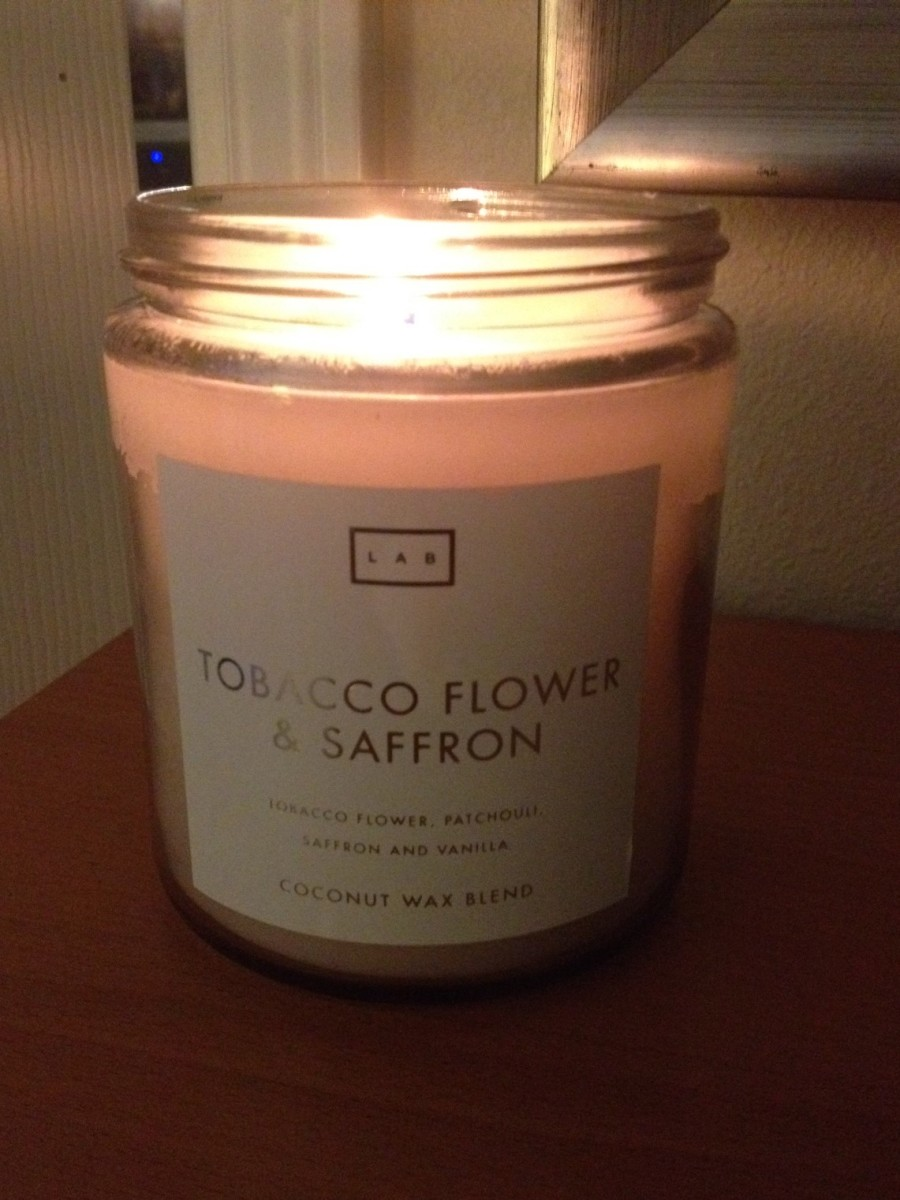 A perfect scent, even though it has vanilla, but it is a blend. That is the key!