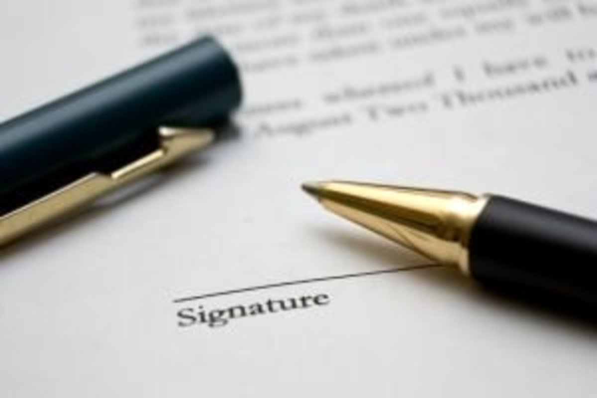 How to Notarize Your Divorce Papers Using a Notary Public