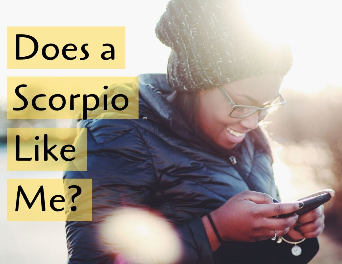 Does a Scorpio Like Me?