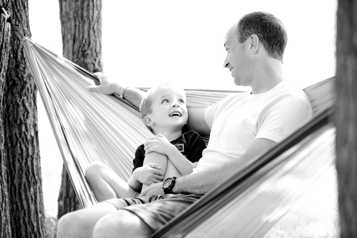 Some people don't want kids. Everyone wants a hammock, though.