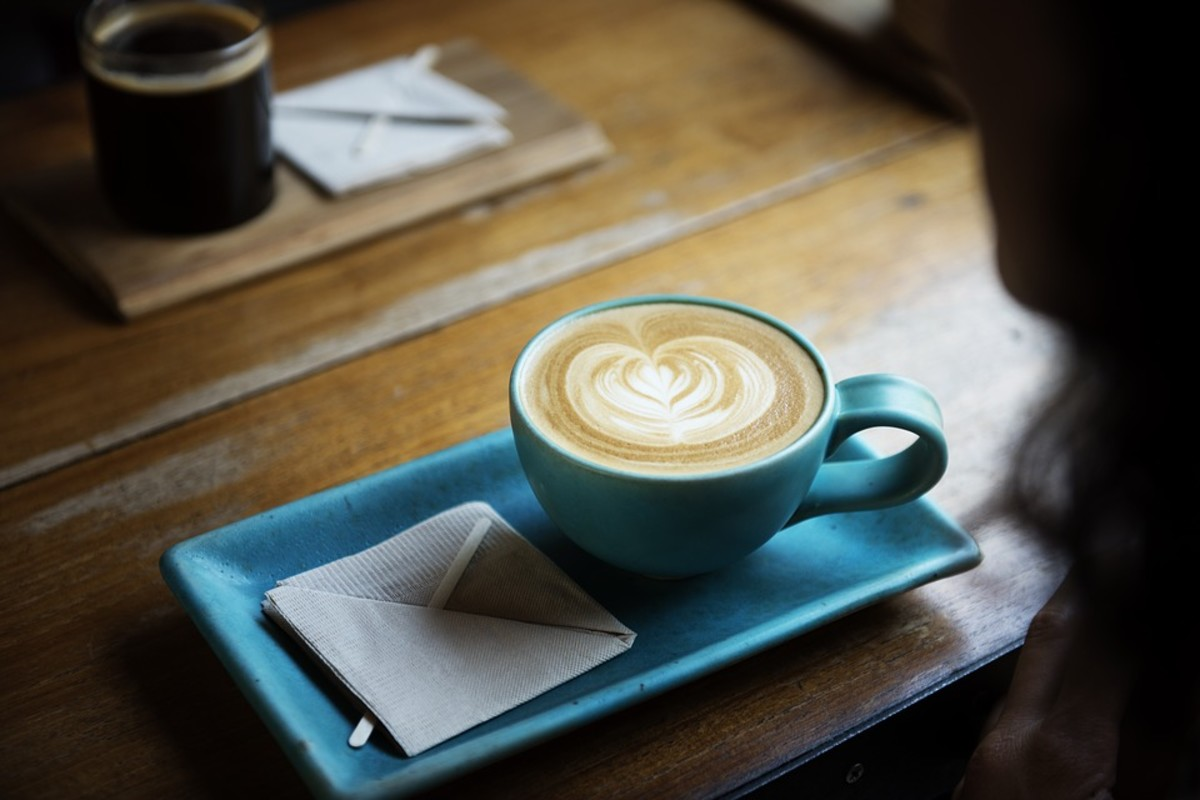 Have a long chat over some coffee. Ask him to come right out with it if he wants to get back together.
