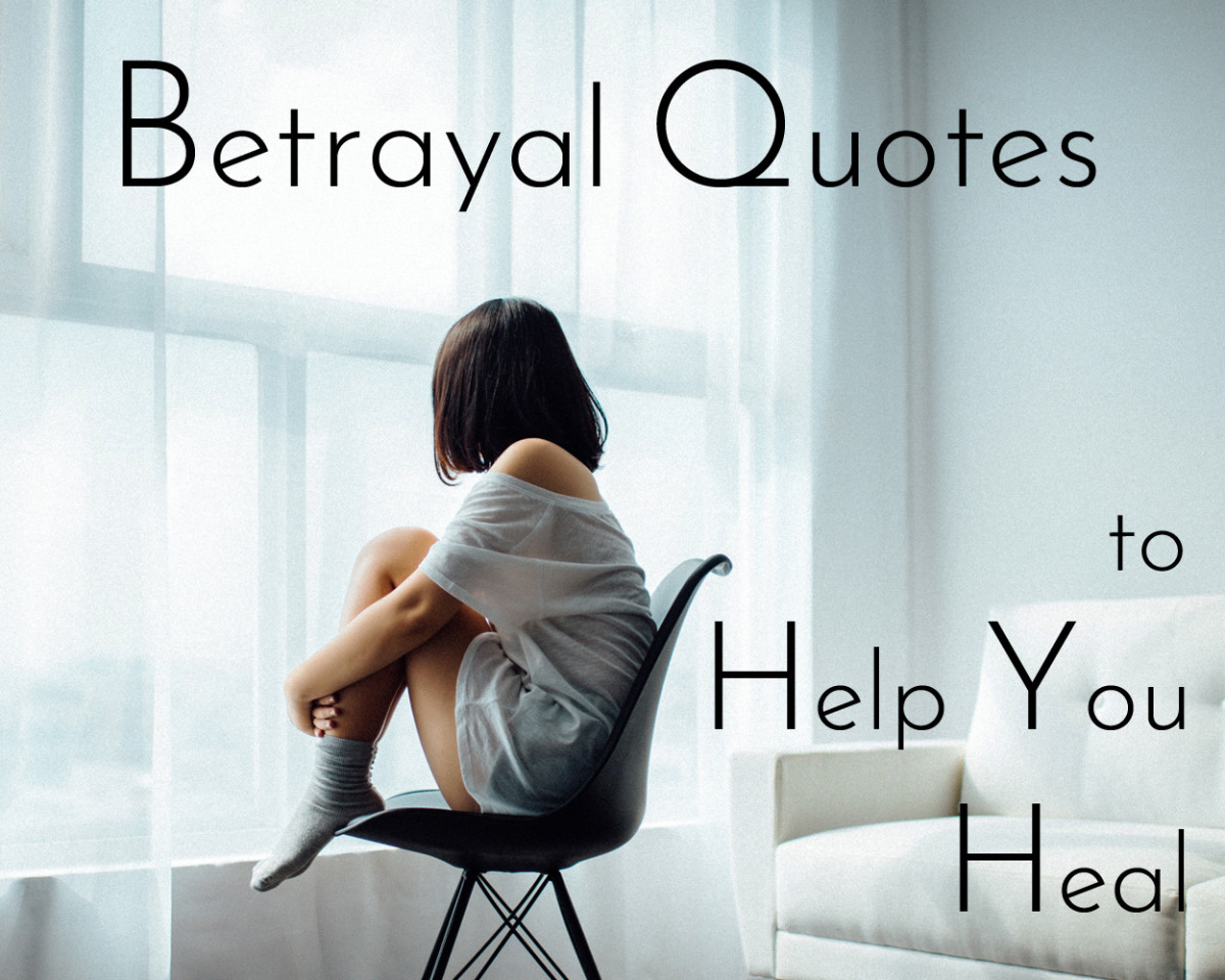 Betrayal quotes.