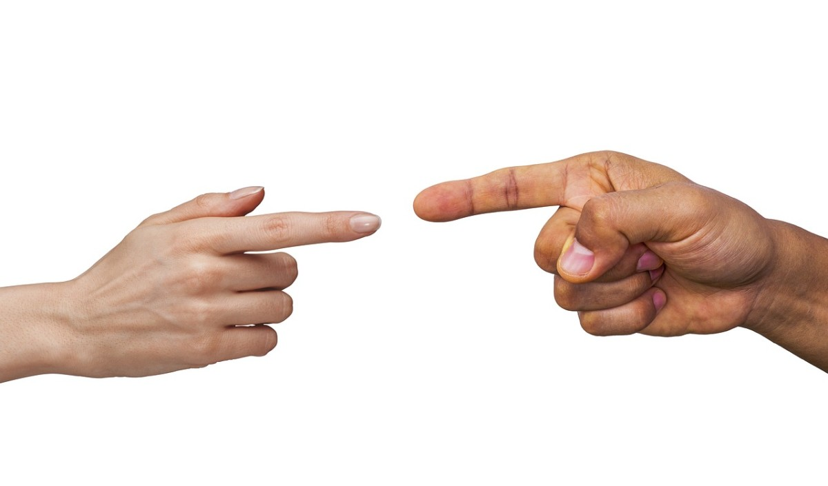 Can you adapt to and overcome the obstacles, or will you point fingers?
