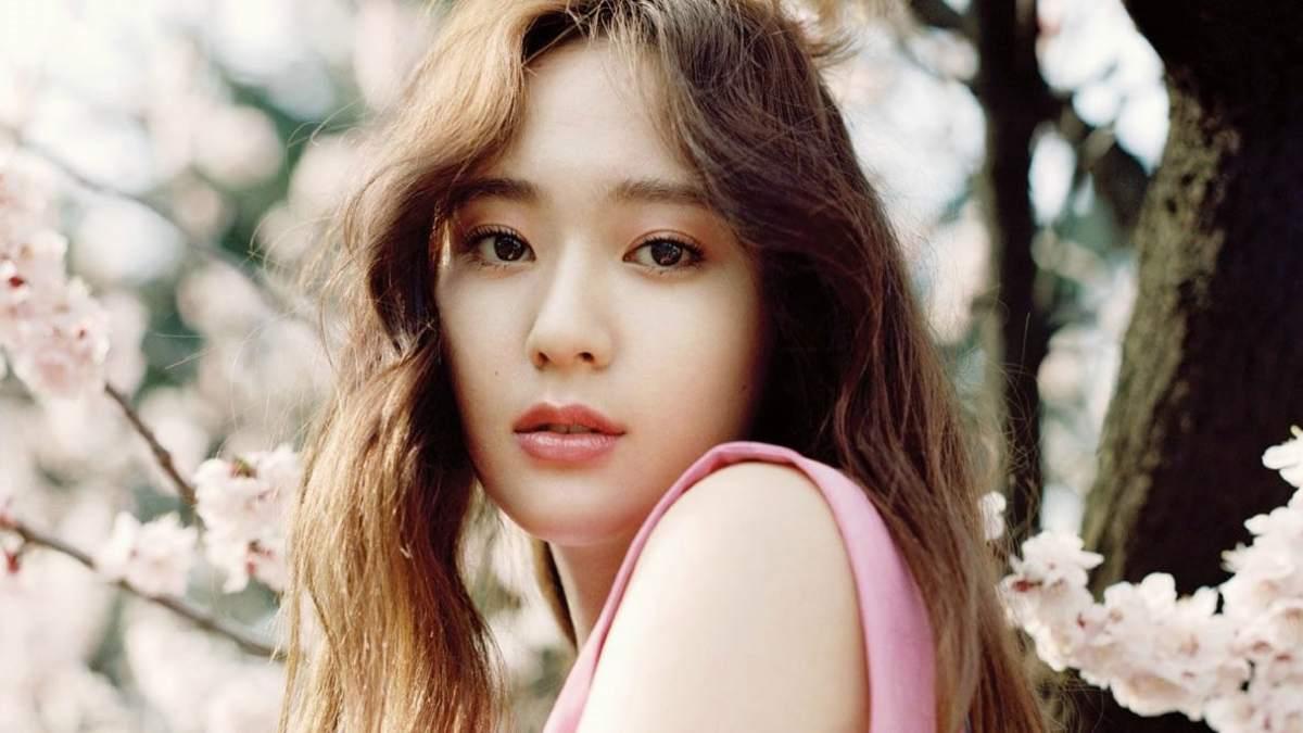 Krystal (f(x))   Top 10 Most Beautiful K-Pop Female Idols