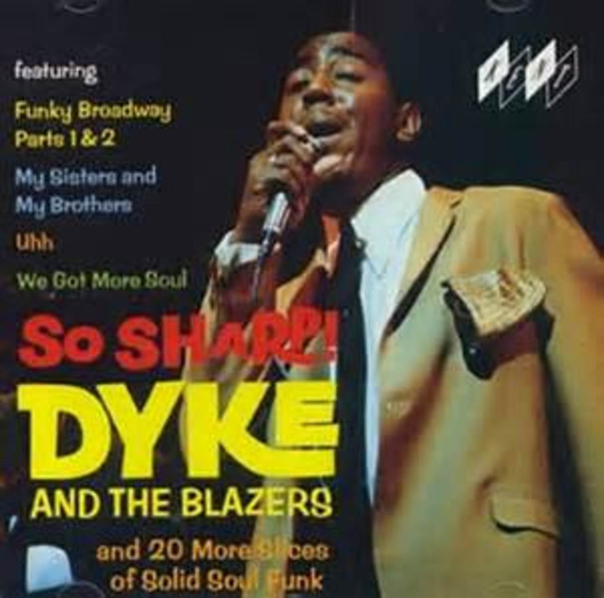 dyke christian singles Dyke & the blazers were one vocalist dyke christian sang/grunted words that dyke and the band issued a series of gut-bucket funk singles with.