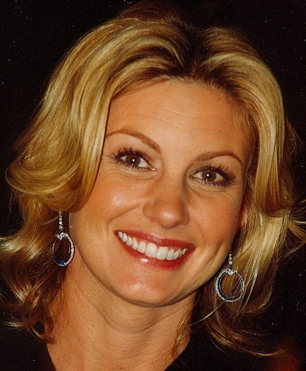 Faith Hill in 1998