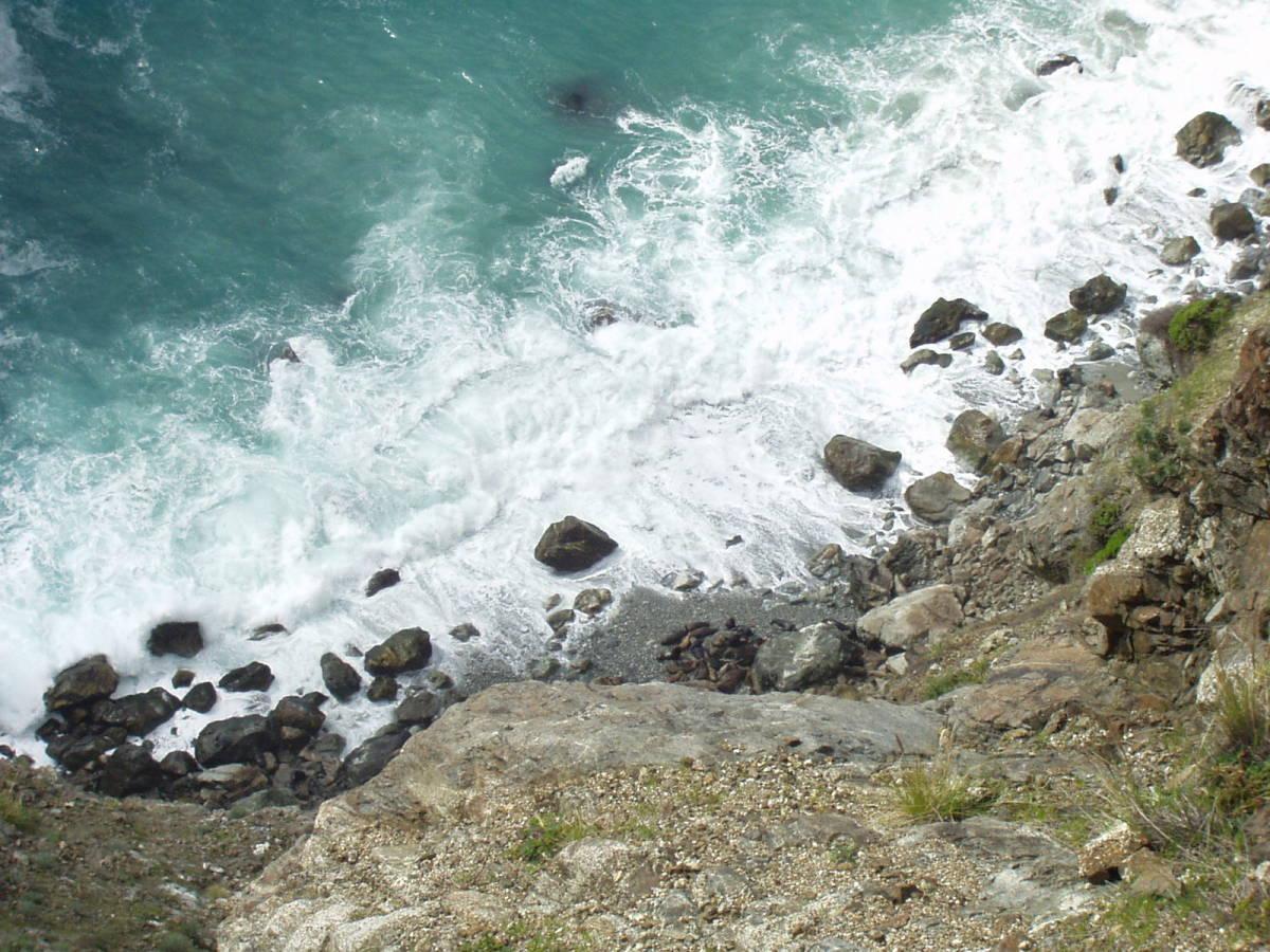 Big Sur coastline / E. A. Wright 2005