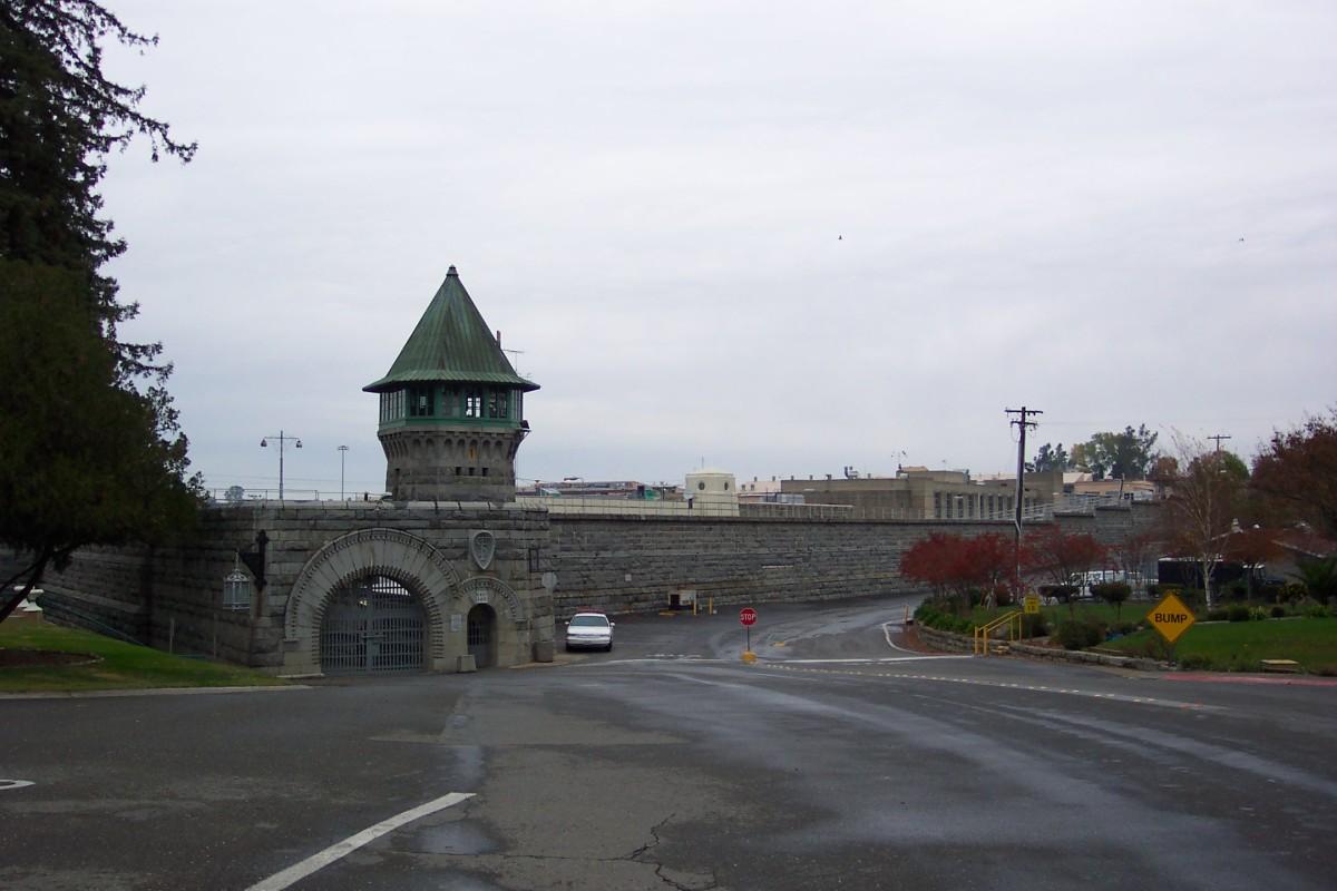 Folsom State Prison / Public domain image from Wikimedia.