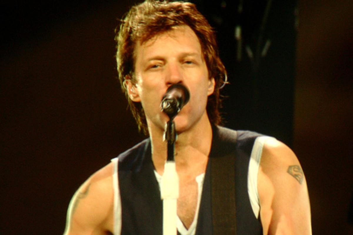 Jon Bon Jovi 2009