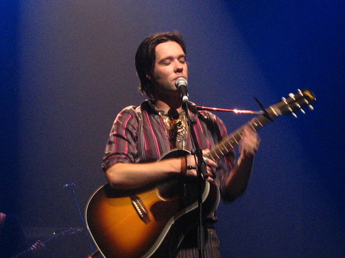 Rufus Wainwright, Symphony Hall, Birmingham, England, 2005
