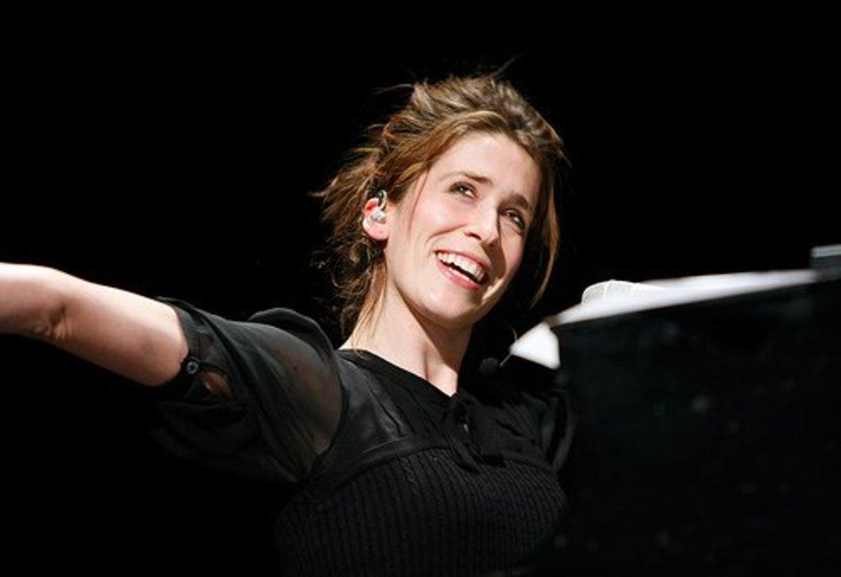 Imogen Heap 2008