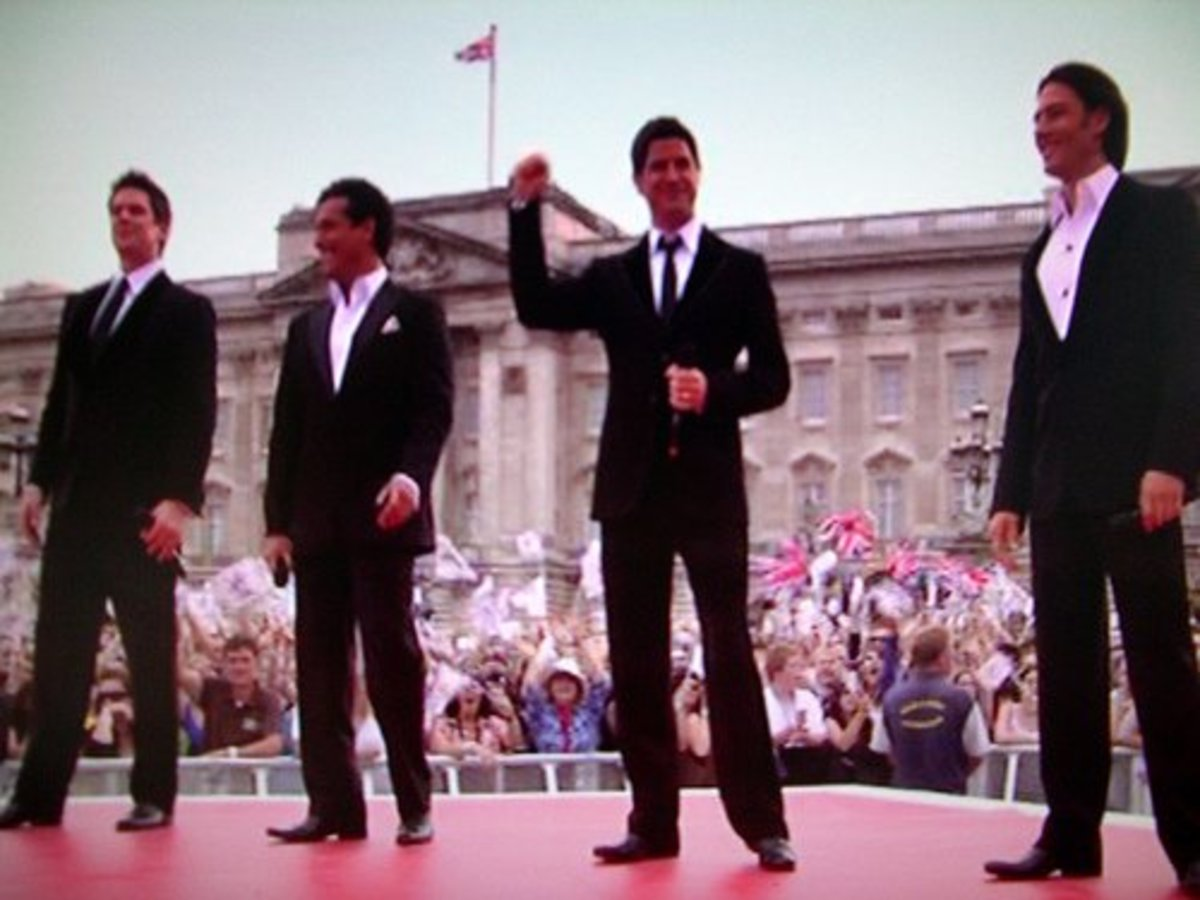 Il Divo 2012 London