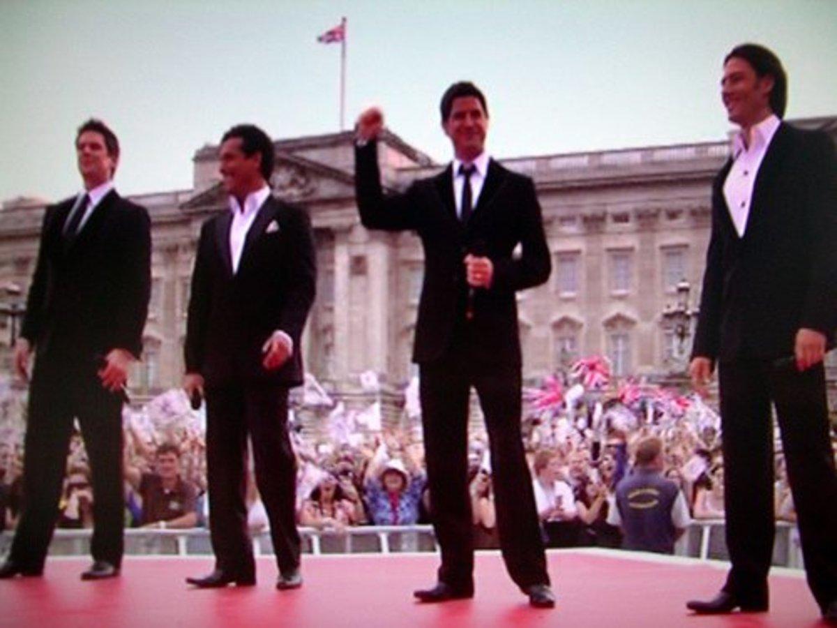 Il Divo 2012 London