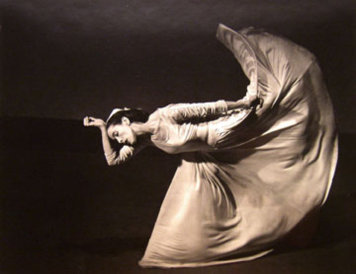 "Martha Graham, Letter to The World, ""The Kick"". 1940. photo Barbara Morgan"