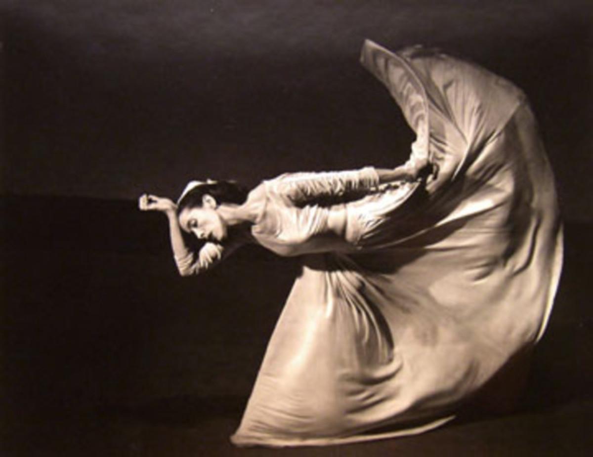 "Martha Graham, Letter to The World, ""The Kick"". 1940. photo Barbara Morgan"