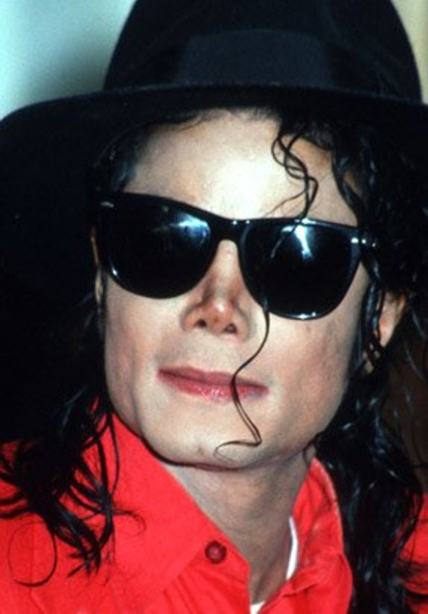 the changing face of michael jackson