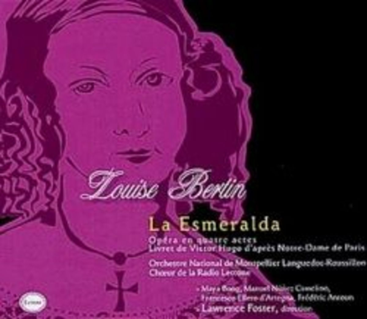 The album cover of La Esmeralda