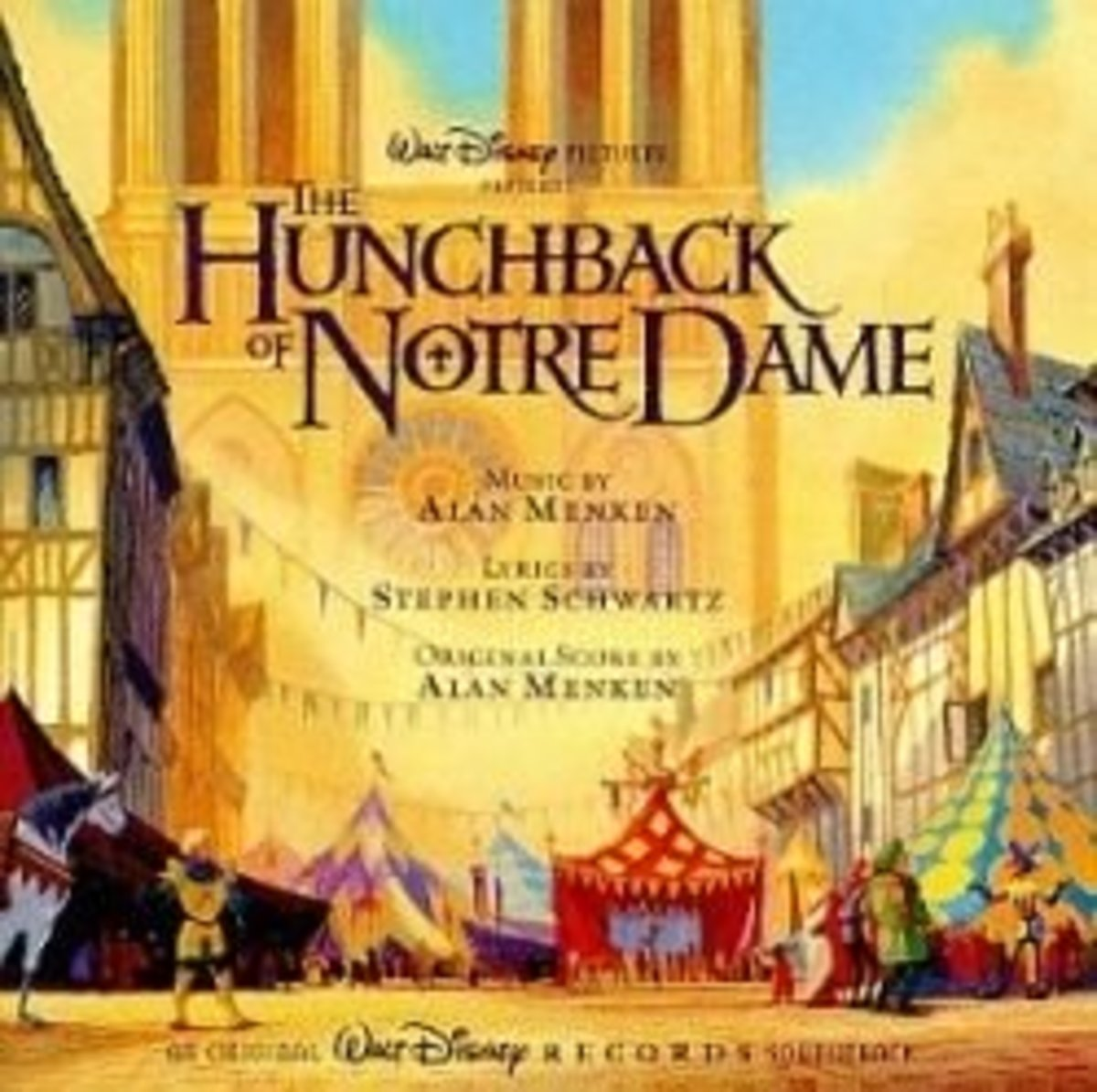 Hunchback of Notre Dame Soundtrack