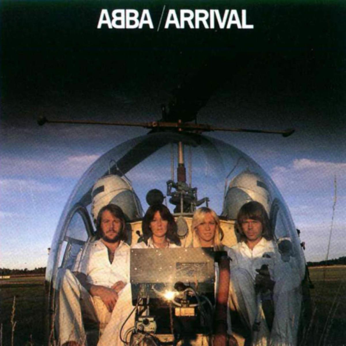 """ABBA's """"Arrival"""" Album"""