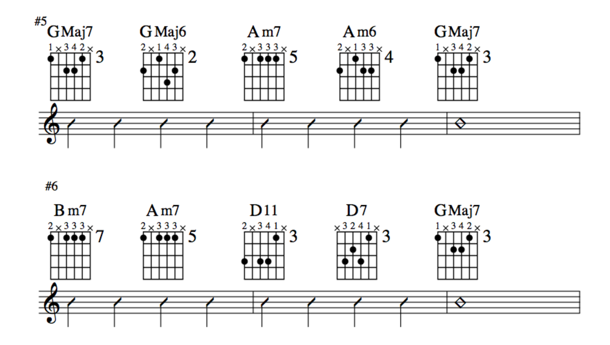 Jazz Guitar Lessons Jazz Chord Substitution Part One Stormy