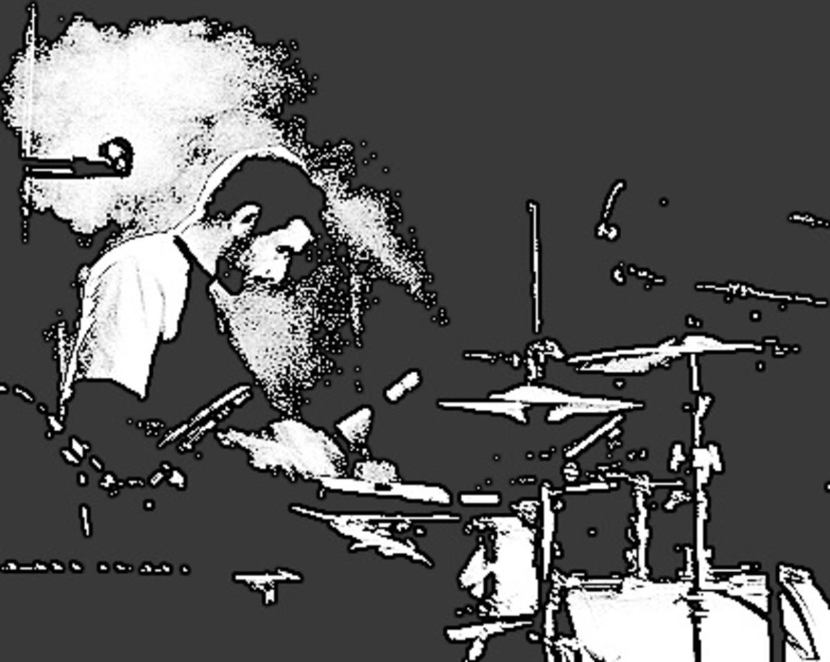 """""""Live Drummer."""""""