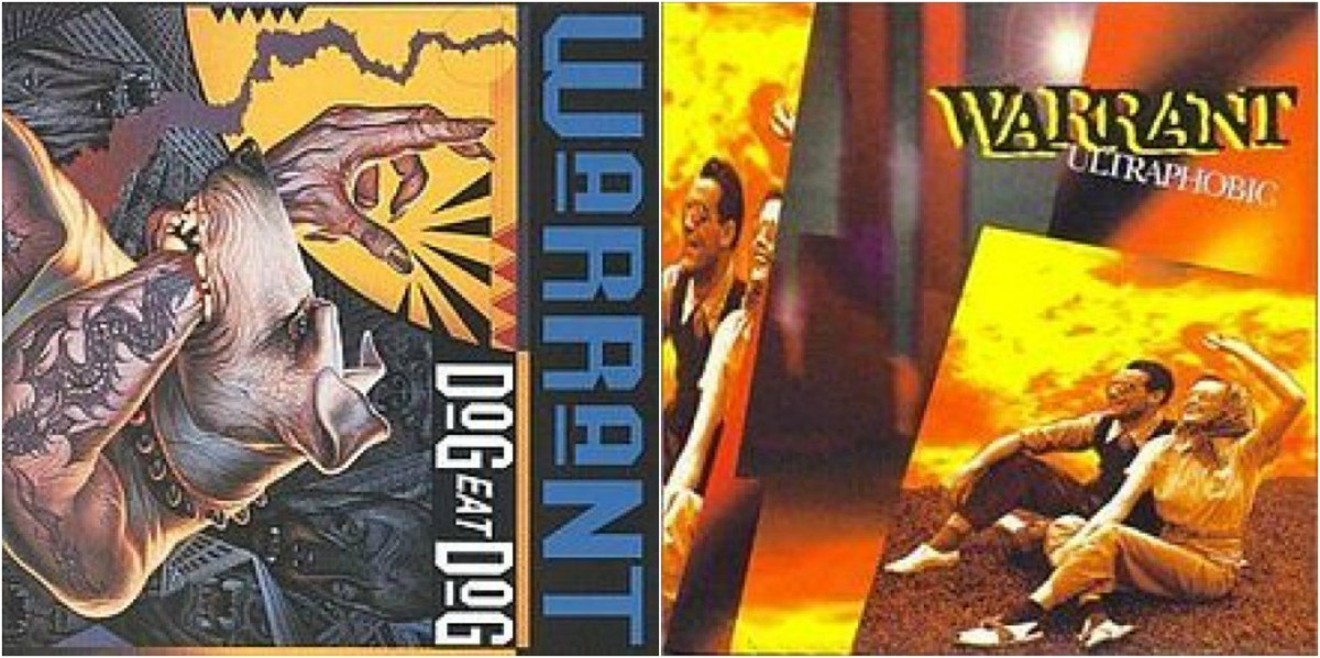 Dog Eat Dog (1992) / Ultraphobic (1995)