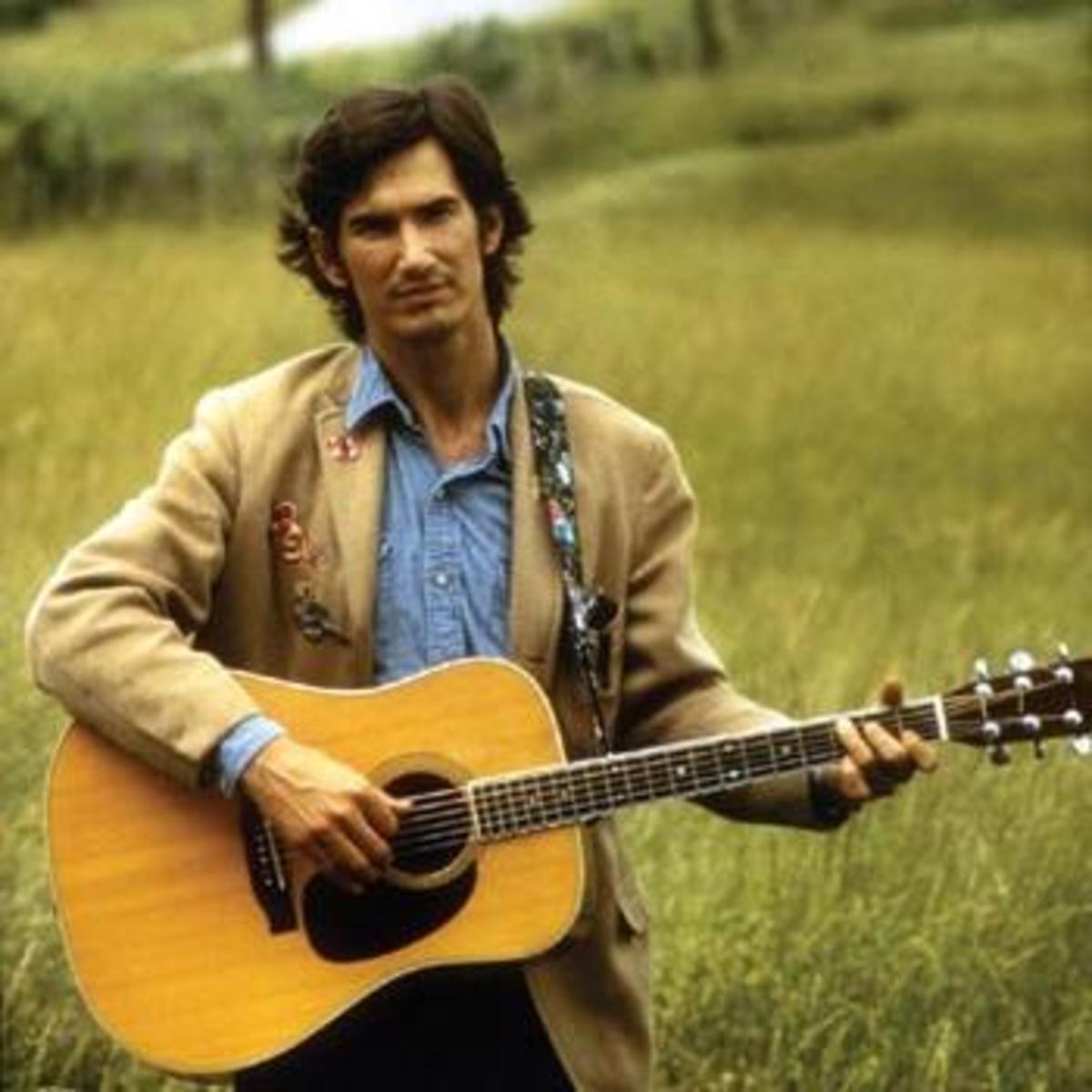 five texas folk singers and songwriters that changed the