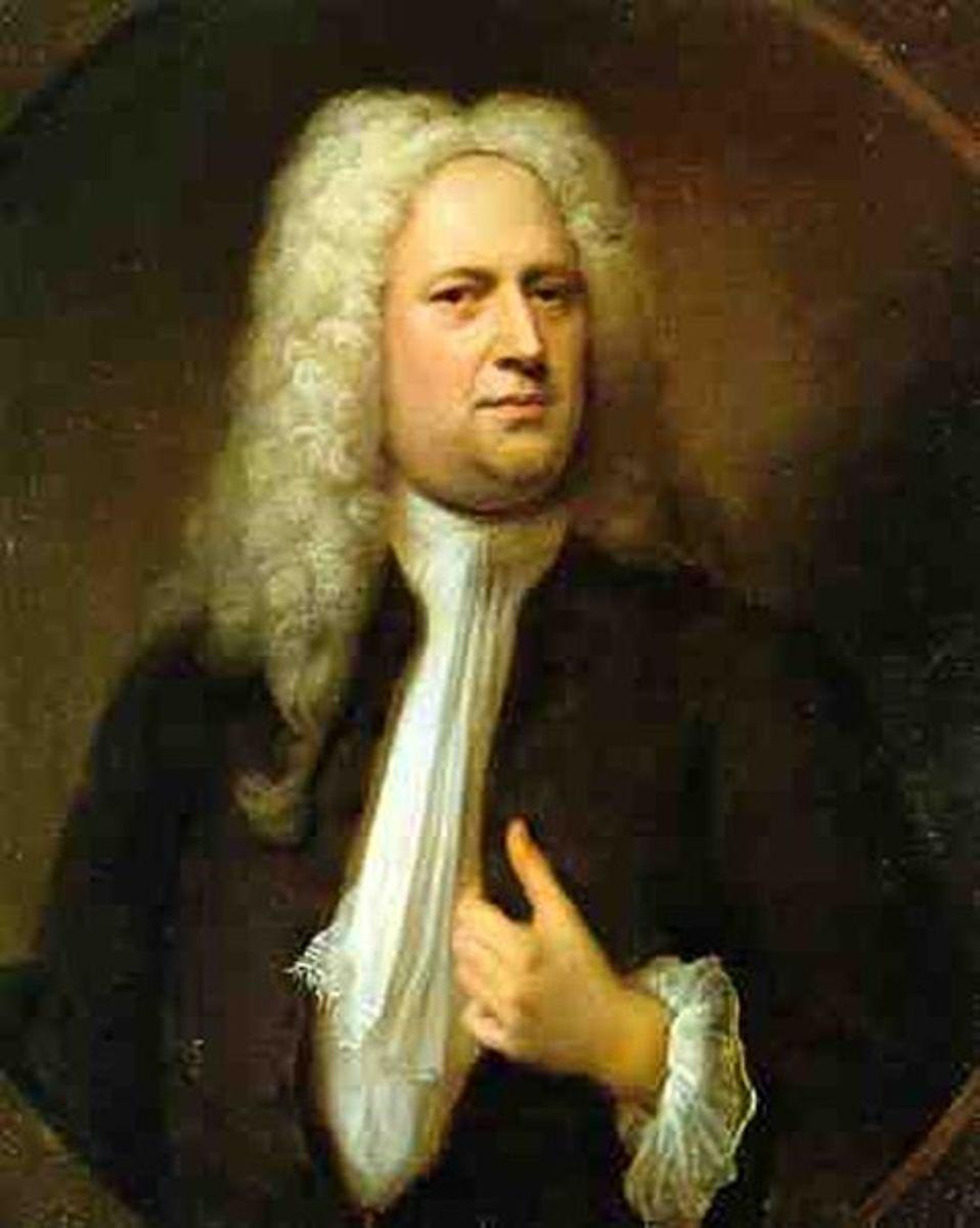 Joahnn Sebastien Bach