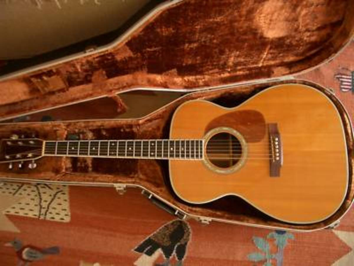 the martin m 38 acoustic guitar spinditty. Black Bedroom Furniture Sets. Home Design Ideas