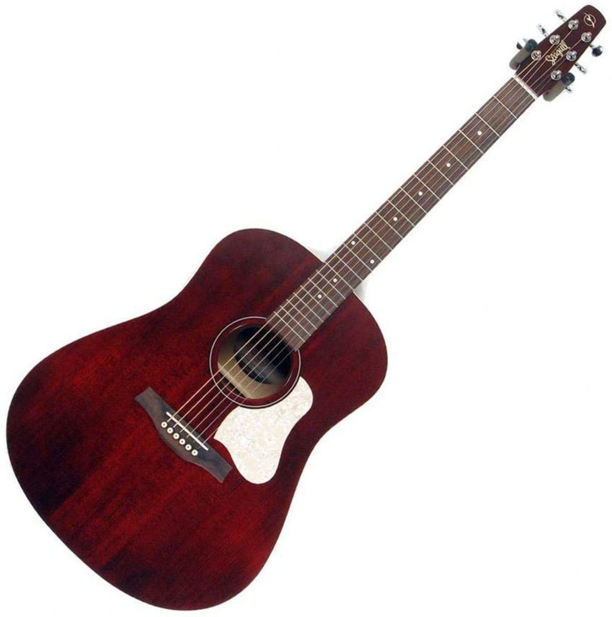 The Seagull S6 Original Acoustic Guitar.