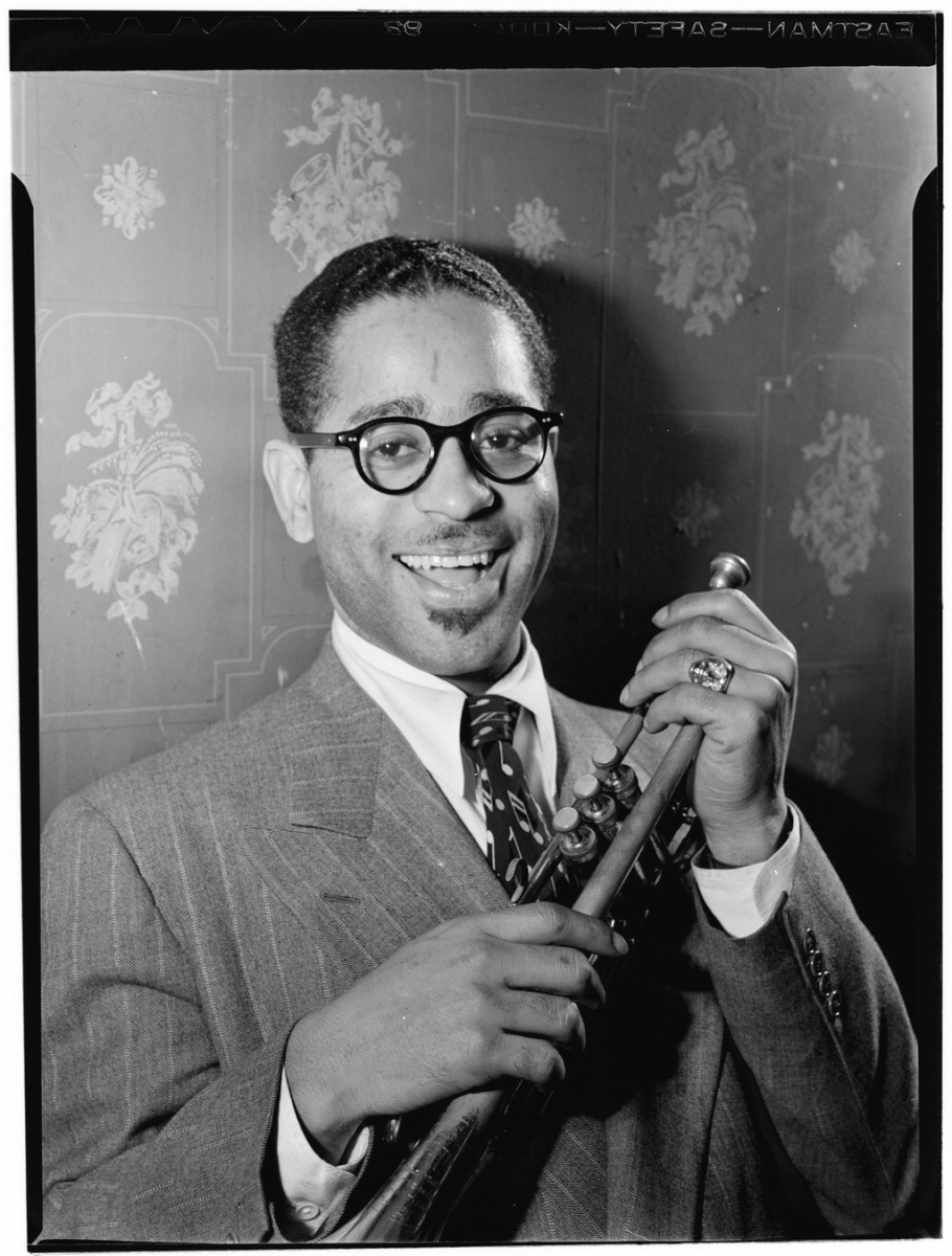 Dizzy Gillespie, ca. June 1946