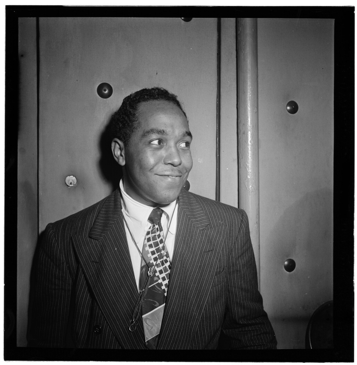 Charlie Parker, ca. August 1947