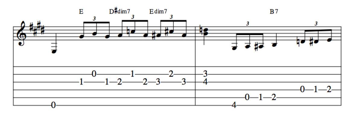 blues-guitar-lessons-blues-basics-blues-turnarounds-in-e