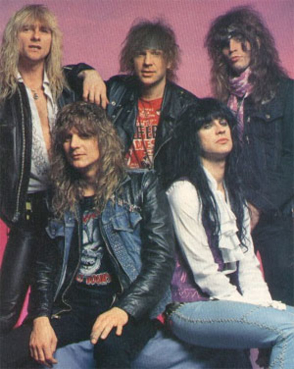 Kix band photo