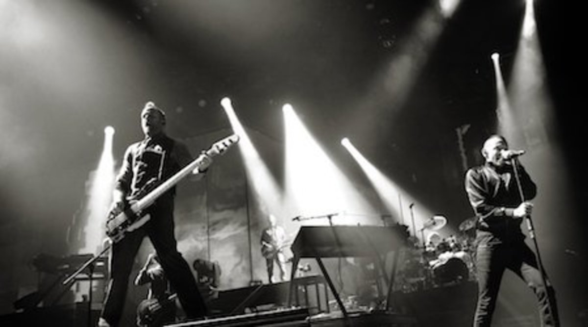 Linkin Park Live at Berlin on the 2010 A Thousand Suns World Tour.