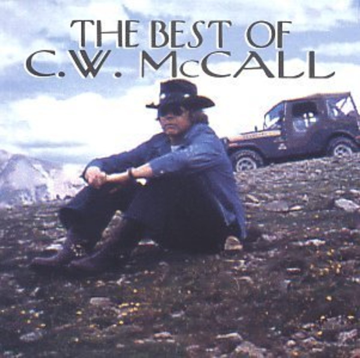 "With a title like ""The Best of CW McCall,"" one would think this record would have nothing on it at all.. BUT THAT'S NOT THE CASE!!"