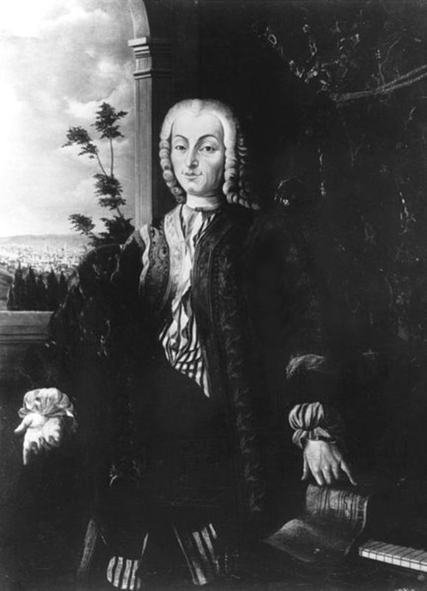 Bartolomeo Cristofori, credited with the invention of the modern piano