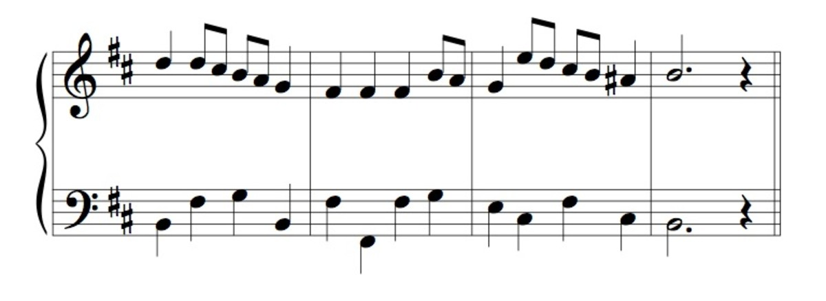 how to write inverted chords