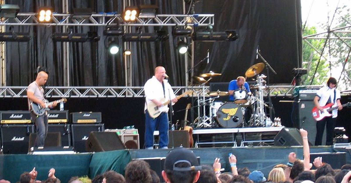Pixies were influential in the development of grunge and the alternative rock explosion of the 90s.