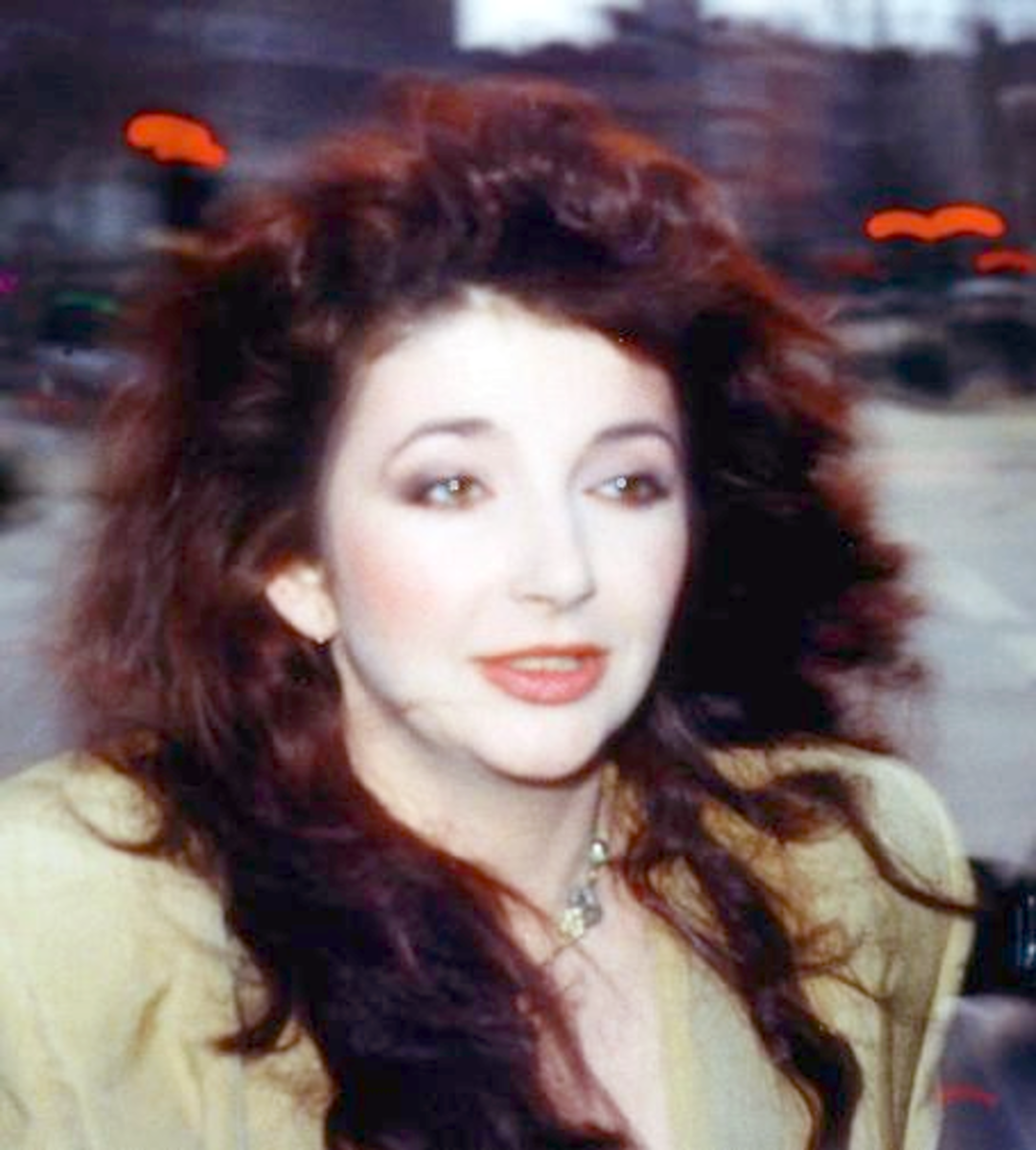 Kate Bush was a huge influence on a number of alternative and indie female artists. She was also a pioneer in the field of music videos.