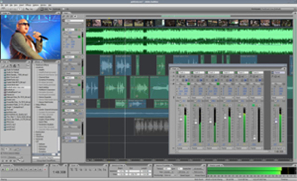 Adobe Audition has excellent center channel extraction tools built-in.