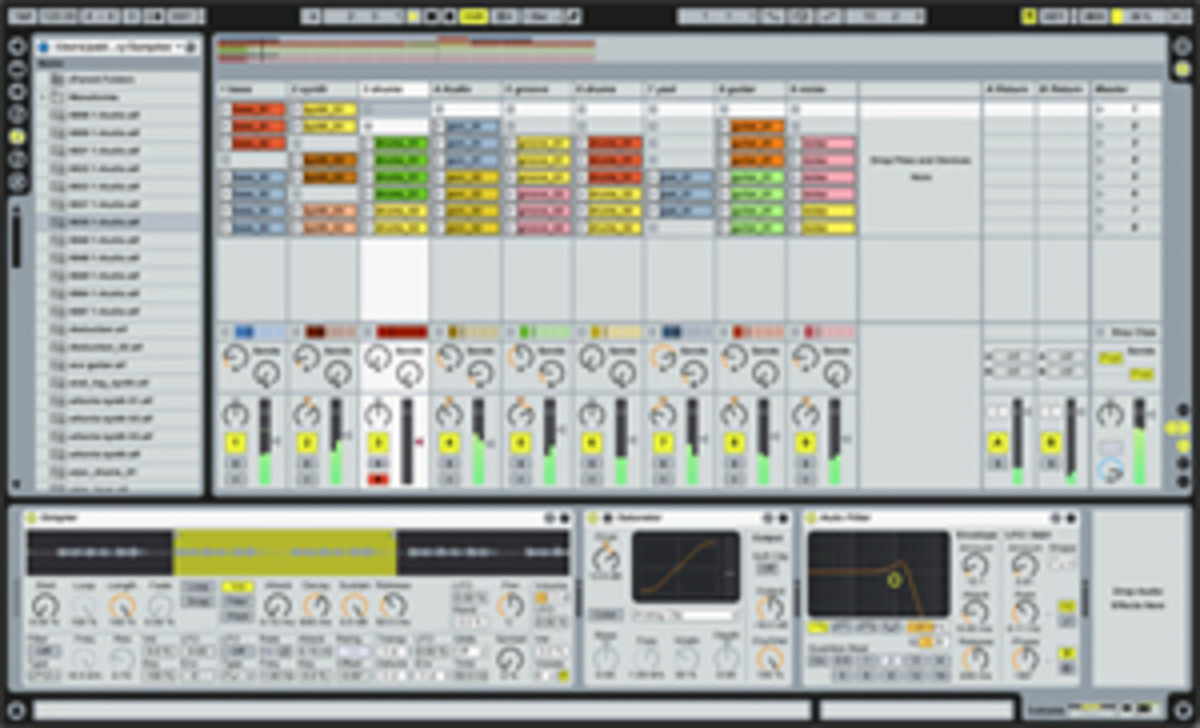 Ableton Live is fantastic for Loop based creativity