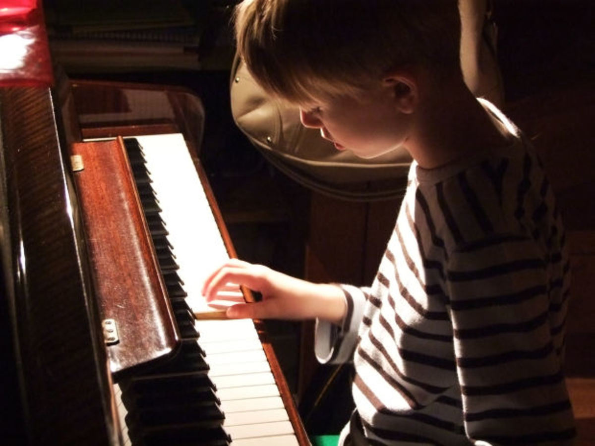 Know how far you want your piano playing to take you