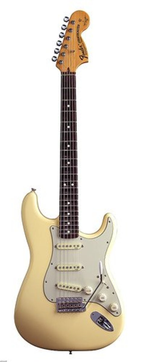 Yngwie Malmsteen's Stratocaster