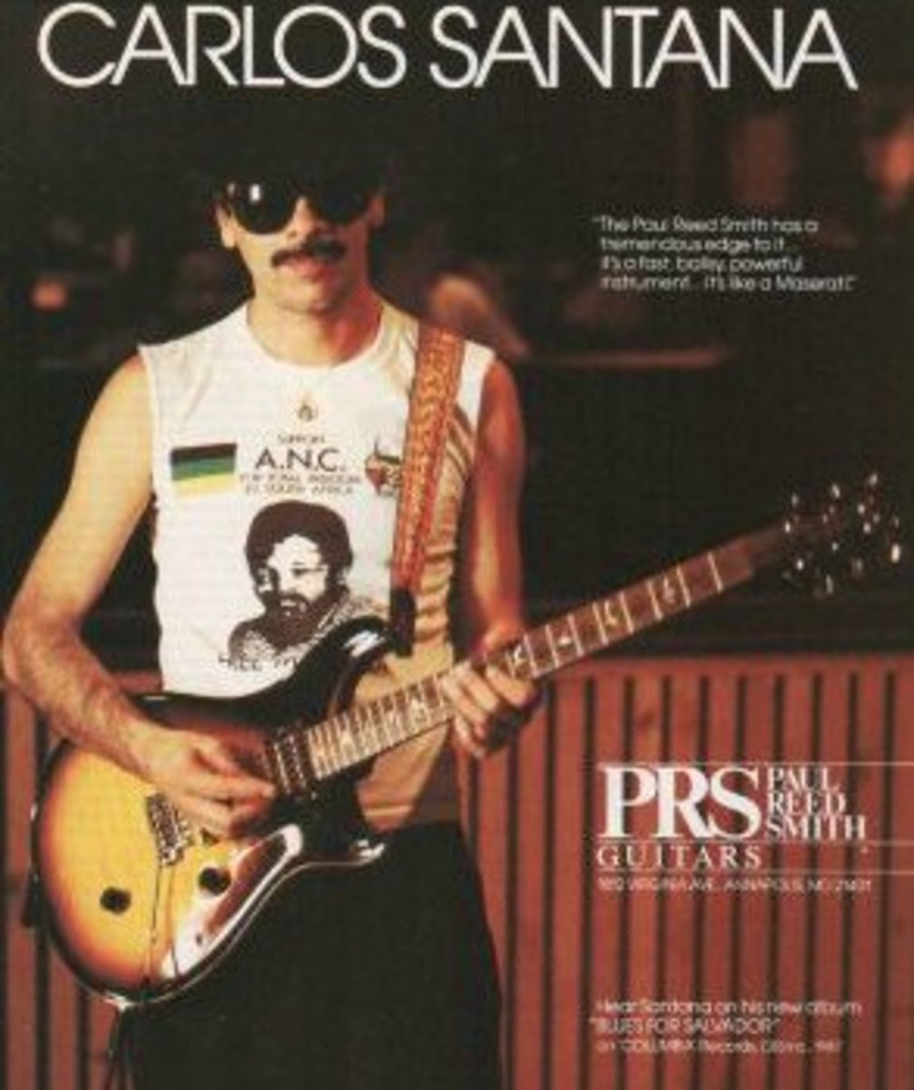 PRS Advertisement, 1988