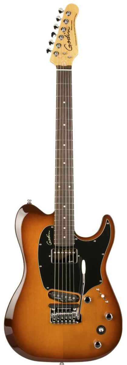 Godin Session Custom Triple Play