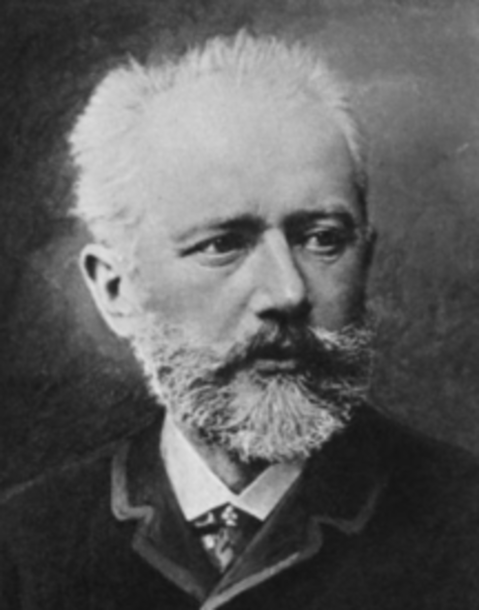 Pyotr Tchaikovsky.